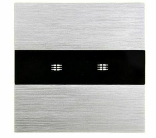 M3 WiFi Touch Lichtschalter 2 Fach PWM2-M302-11