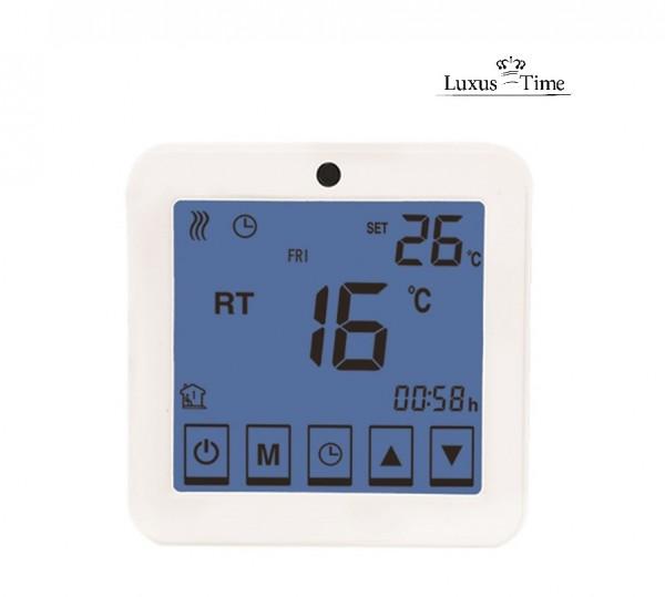 Raumthermostat Thermostat Touchscreen WSK9C für Fußbodenheizung Programmierbar