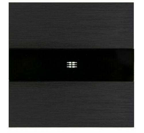 M3 WiFi Touch Lichtschalter 1 Fach PWM1-M301-12
