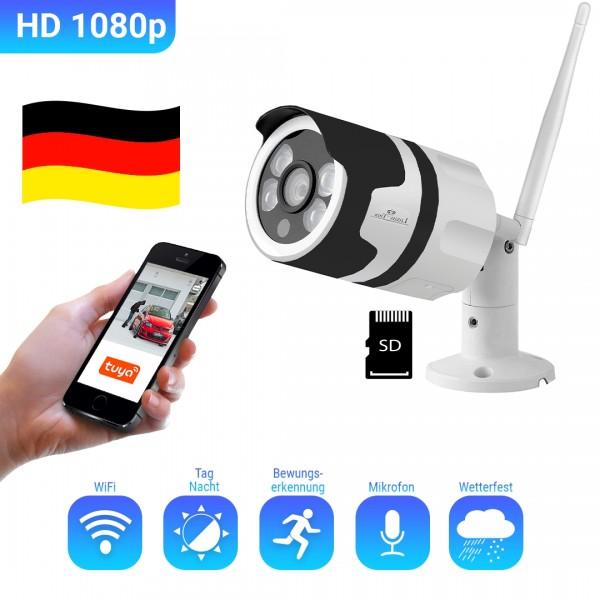 IP Videokamera 1080P WIFI Überwachungskamera für Außen